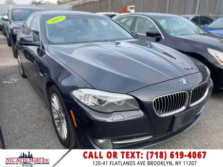 Used 2013 BMW 5 Series in Brooklyn, New York | NYC Automart Inc. Brooklyn, New York