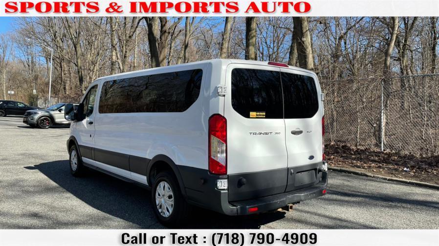 "Used Ford Transit Wagon T-350 148"" Low Roof XLT Sliding RH Dr 2015 | Sports & Imports Auto Inc. Brooklyn, New York"