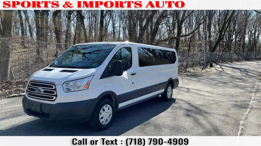 "Used Ford Transit Wagon T-350 148"" Low Roof XLT Sliding RH Dr 2015 