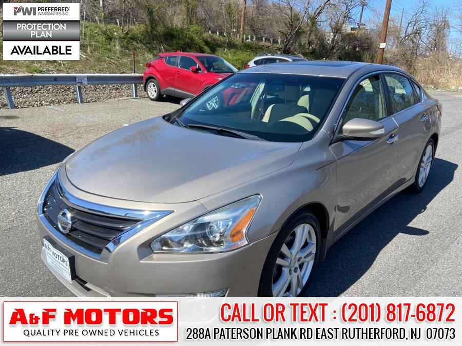 Used 2013 Nissan Altima in East Rutherford, New Jersey | A&F Motors LLC. East Rutherford, New Jersey