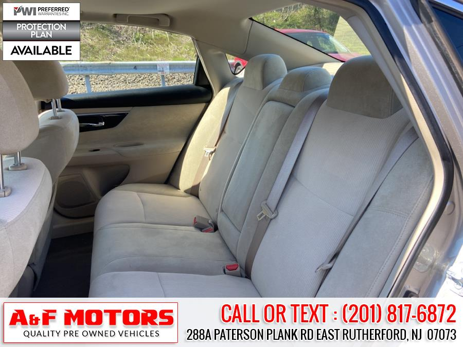 Used Nissan Altima 4dr Sdn V6 3.5 SV 2013 | A&F Motors LLC. East Rutherford, New Jersey