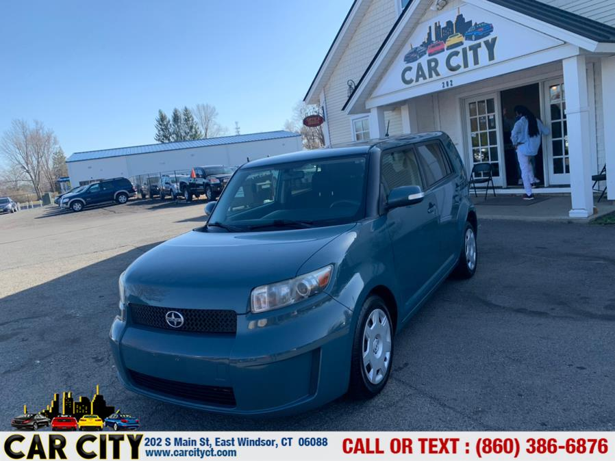 Used Scion xB 5dr Wgn Auto (Natl) 2009 | Car City LLC. East Windsor, Connecticut