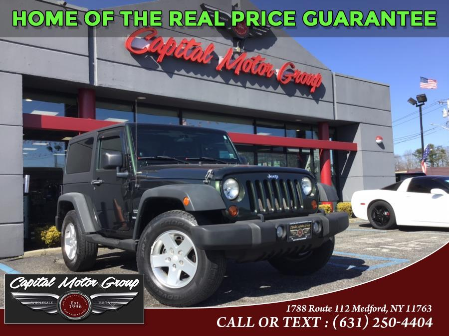 Used Jeep Wrangler 4WD 2dr Sport 2011 | Capital Motor Group Inc. Medford, New York