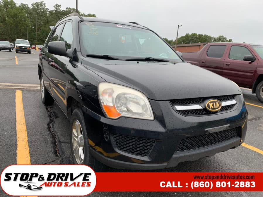 Used Kia Sportage 2WD 4dr I4 Auto LX 2009 | Stop & Drive Auto Sales. East Windsor, Connecticut