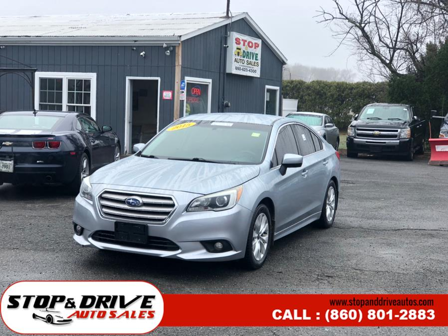 Used Subaru Legacy 4dr Sdn 2.5i Premium PZEV 2015 | Stop & Drive Auto Sales. East Windsor, Connecticut