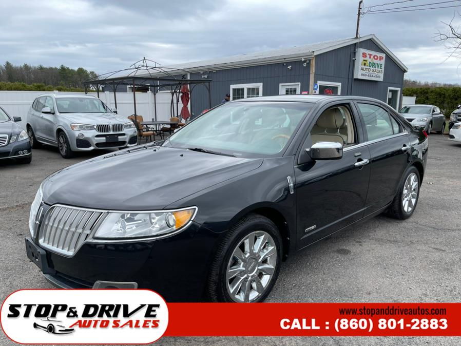 Used Lincoln MKZ 4dr Sdn Hybrid FWD 2011 | Stop & Drive Auto Sales. East Windsor, Connecticut