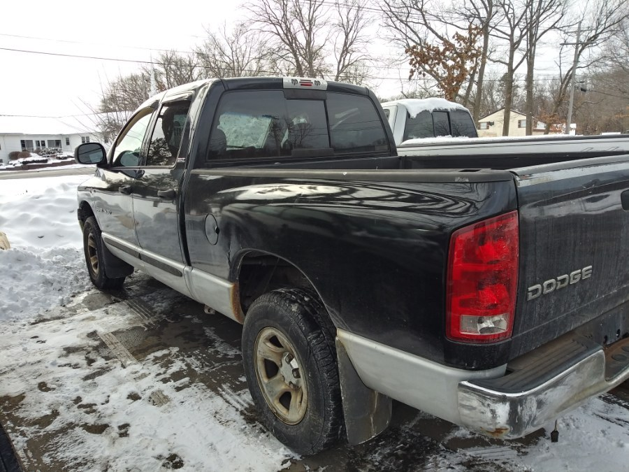 "Used Dodge Ram 1500 4dr Quad Cab 140"" WB 4WD 2002 