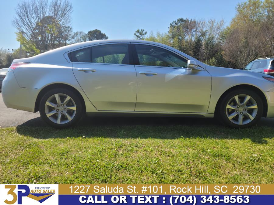 Used Acura TL 4dr Sdn Auto 2WD 2013   3 Points Auto Sales. Rock Hill, South Carolina