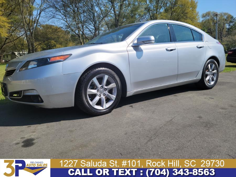Used 2013 Acura TL in Rock Hill, South Carolina | 3 Points Auto Sales. Rock Hill, South Carolina