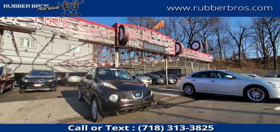 Used 2014 Nissan JUKE in Brooklyn, New York | Rubber Bros Auto World. Brooklyn, New York