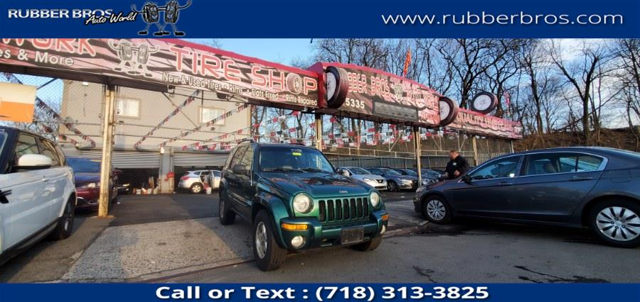 Used 2004 Jeep Liberty in Brooklyn, New York | Rubber Bros Auto World. Brooklyn, New York
