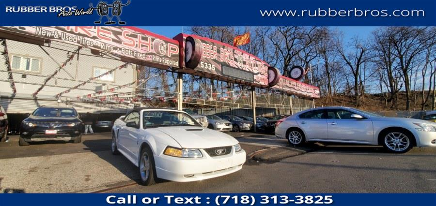 Used 1999 Ford Mustang in Brooklyn, New York | Rubber Bros Auto World. Brooklyn, New York