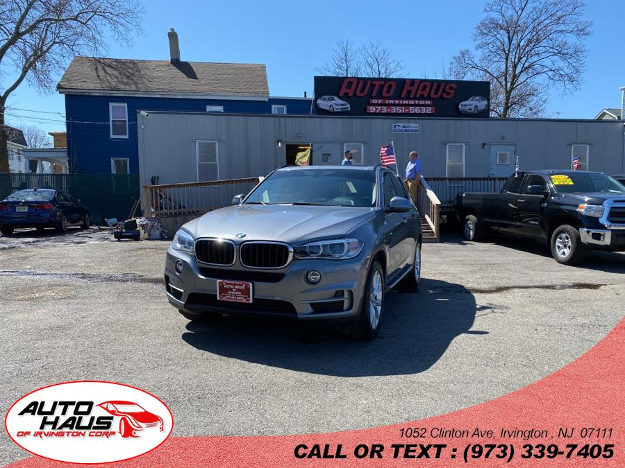Used 2016 BMW X5 in Irvington , New Jersey | Auto Haus of Irvington Corp. Irvington , New Jersey