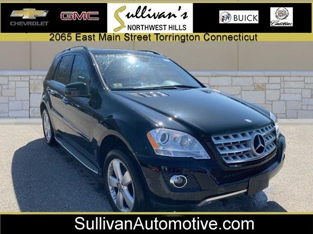 Used 2011 Mercedes-benz M-class in Avon, Connecticut | Sullivan Automotive Group. Avon, Connecticut
