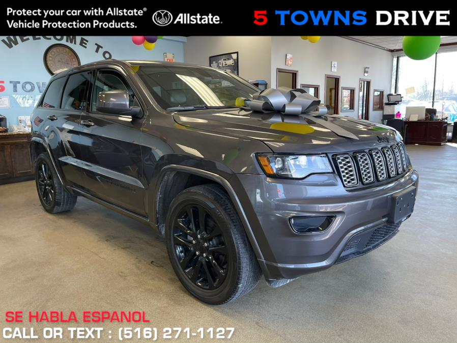Used Jeep Grand Cherokee Altitude 4x4 2018 | 5 Towns Drive. Inwood, New York