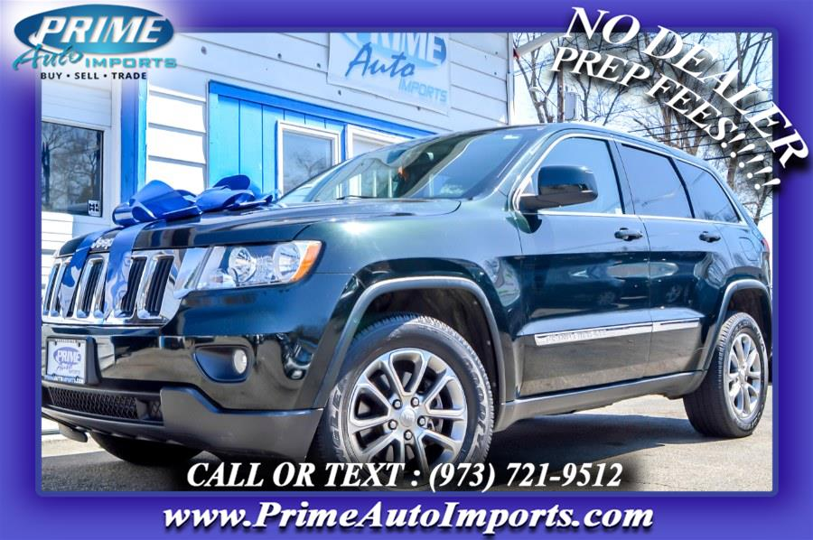 Used 2012 Jeep Grand Cherokee in Bloomingdale, New Jersey | Prime Auto Imports. Bloomingdale, New Jersey