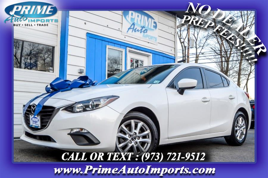 Used 2016 Mazda Mazda3 in Bloomingdale, New Jersey | Prime Auto Imports. Bloomingdale, New Jersey