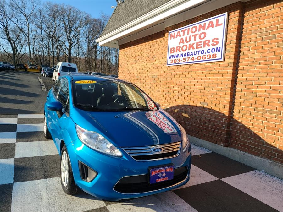 Used 2012 Ford Fiesta in Waterbury, Connecticut | National Auto Brokers, Inc.. Waterbury, Connecticut