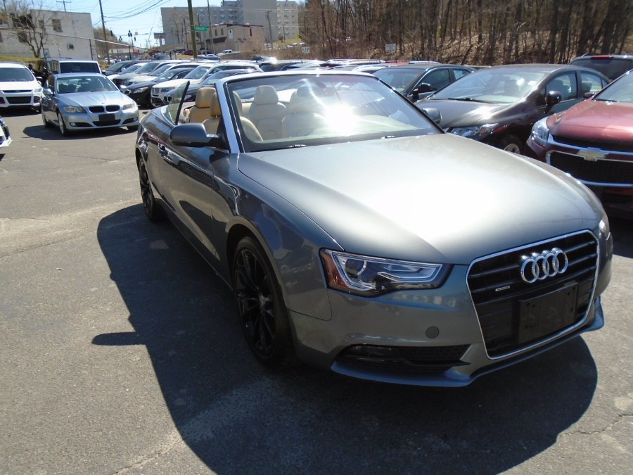 Used 2014 Audi A5 in Waterbury, Connecticut | Jim Juliani Motors. Waterbury, Connecticut