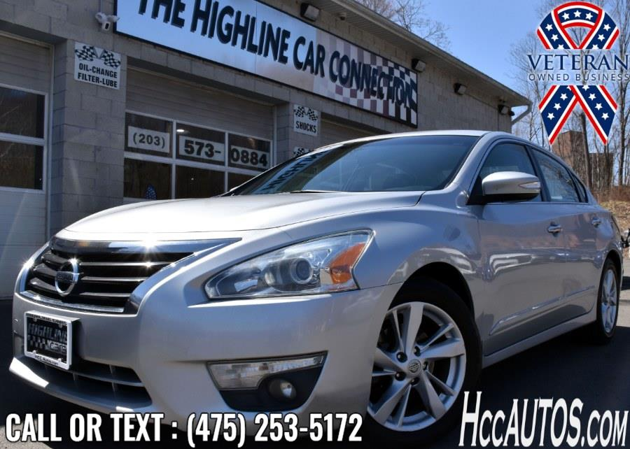 Used 2015 Nissan Altima in Waterbury, Connecticut | Highline Car Connection. Waterbury, Connecticut
