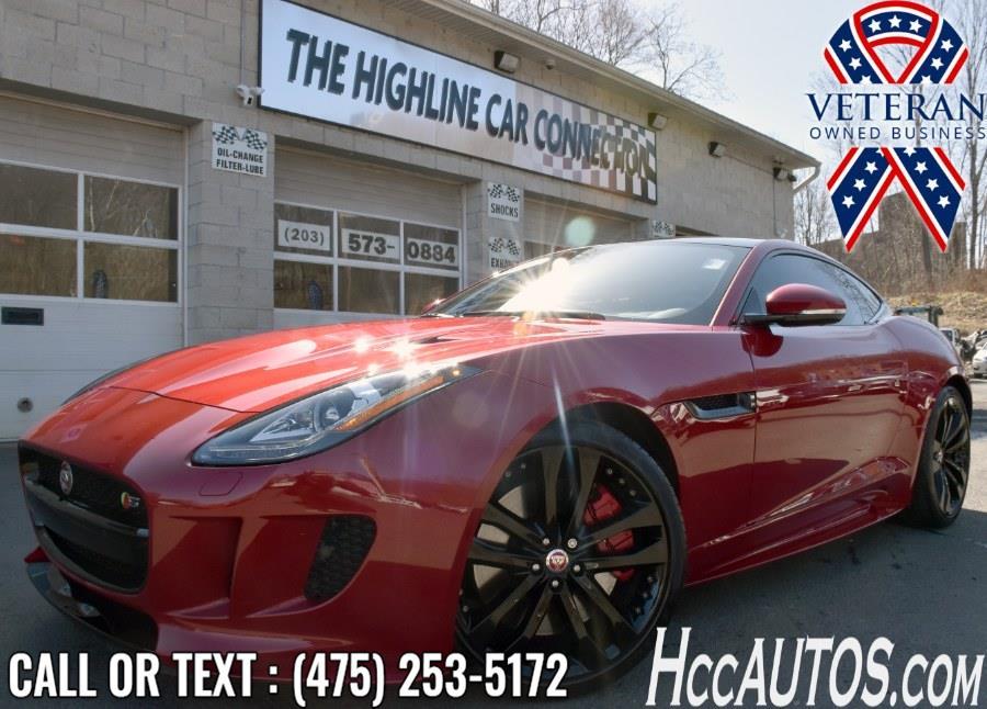 Used 2016 Jaguar F-TYPE in Waterbury, Connecticut | Highline Car Connection. Waterbury, Connecticut