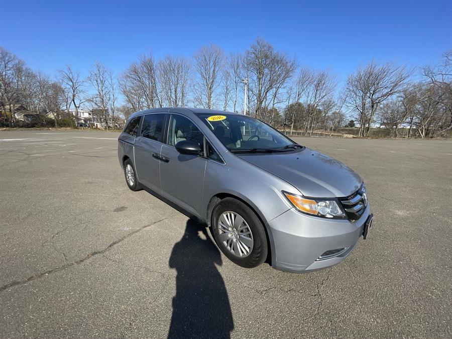 Used Honda Odyssey 5dr LX 2016 | Wiz Leasing Inc. Stratford, Connecticut