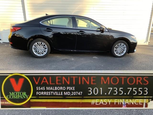 Used Lexus Es 350 4dr Sdn 2013   Valentine Motor Company. Forestville, Maryland