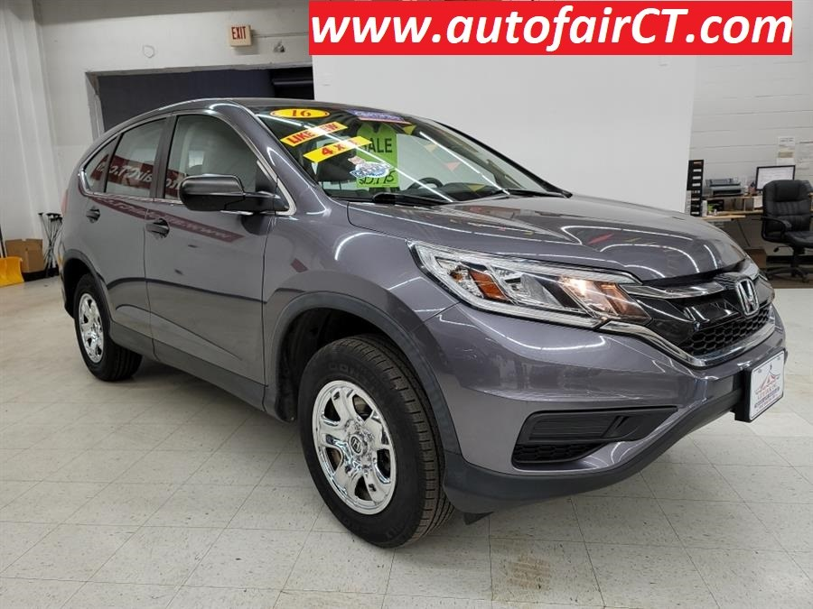 Used 2016 Honda CR-V in West Haven, Connecticut