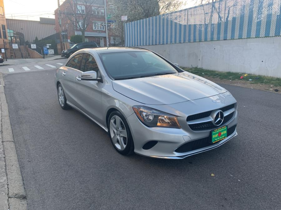 Used Mercedes-Benz CLA CLA 250 4MATIC Coupe 2017 | Sylhet Motors Inc.. Jamaica, New York