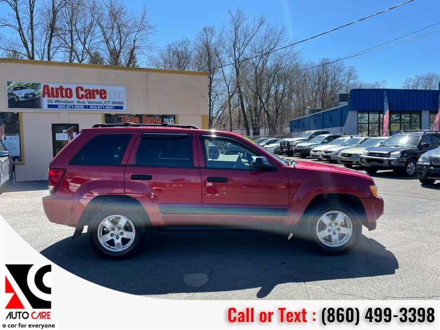 Used Jeep Grand Cherokee 4dr Laredo 4WD 2005 | Auto Care Motors. Vernon , Connecticut