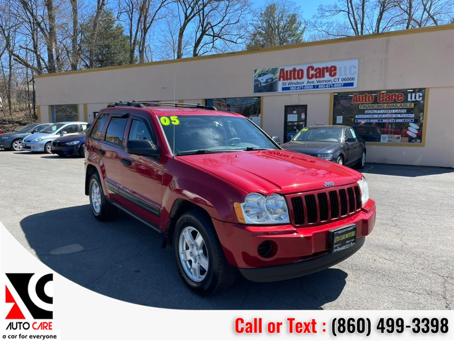 Used 2005 Jeep Grand Cherokee in Vernon , Connecticut | Auto Care Motors. Vernon , Connecticut