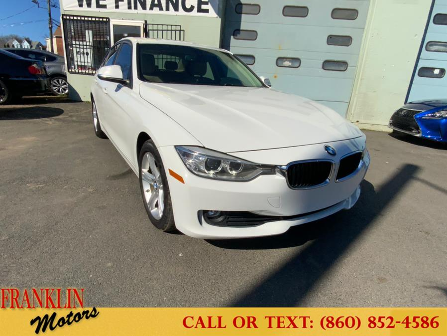 Used 2014 BMW 3 Series in Hartford, Connecticut | Franklin Motors Auto Sales LLC. Hartford, Connecticut