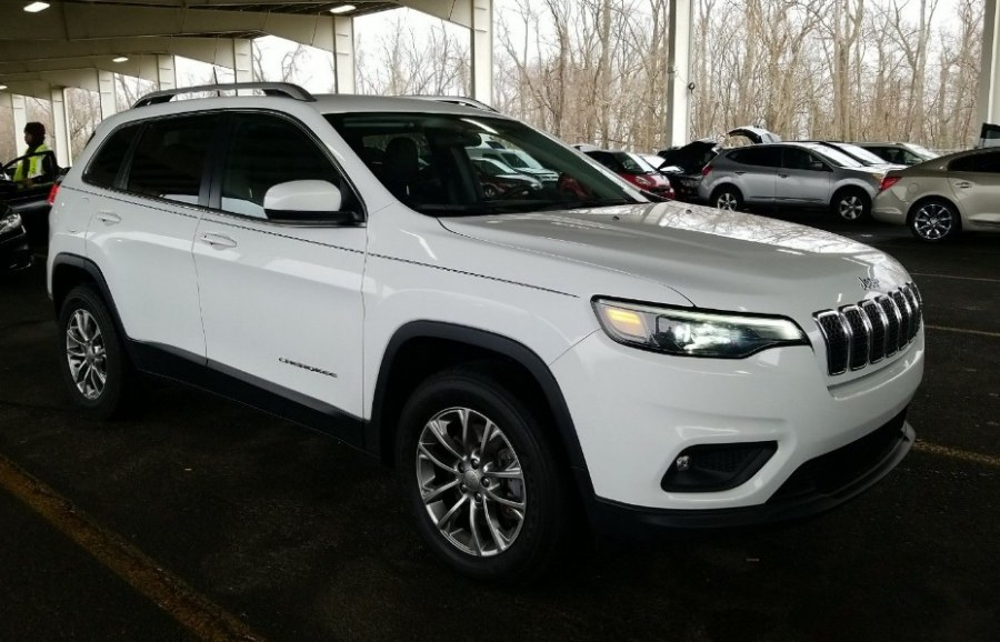 Used 2019 Jeep Cherokee in Paterson, New Jersey | Joshy Auto Sales. Paterson, New Jersey