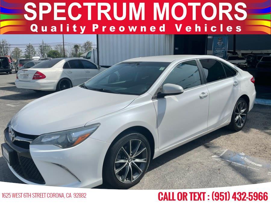 Used 2015 Toyota Camry in Corona, California | Spectrum Motors. Corona, California