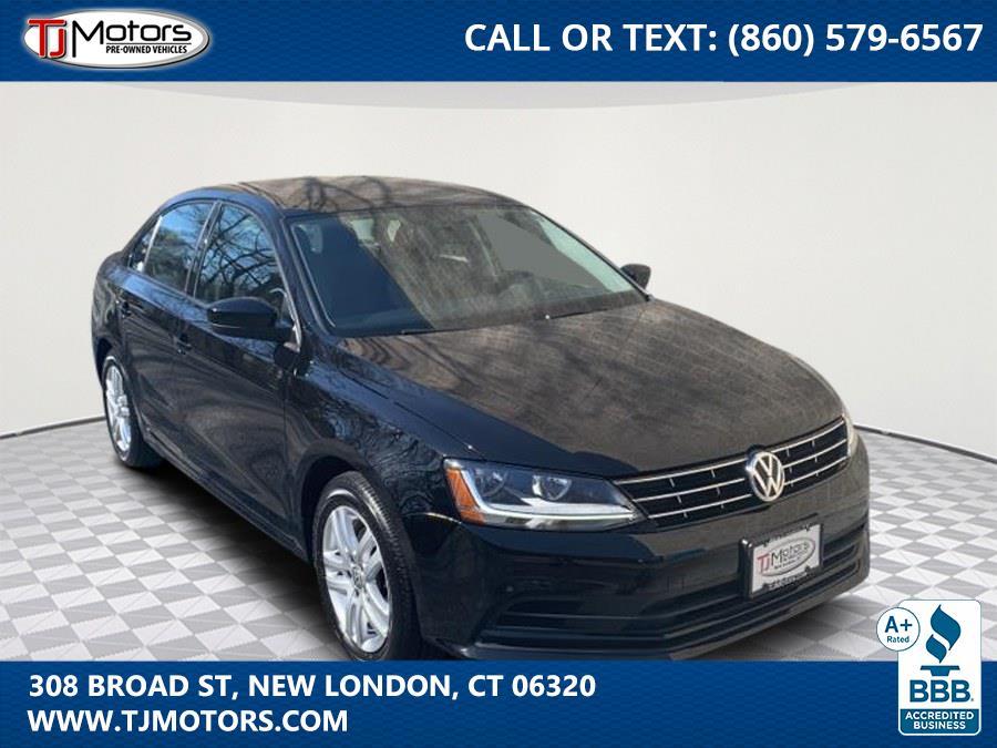 Used Volkswagen Jetta 1.4T S Auto 2018 | TJ Motors. New London, Connecticut