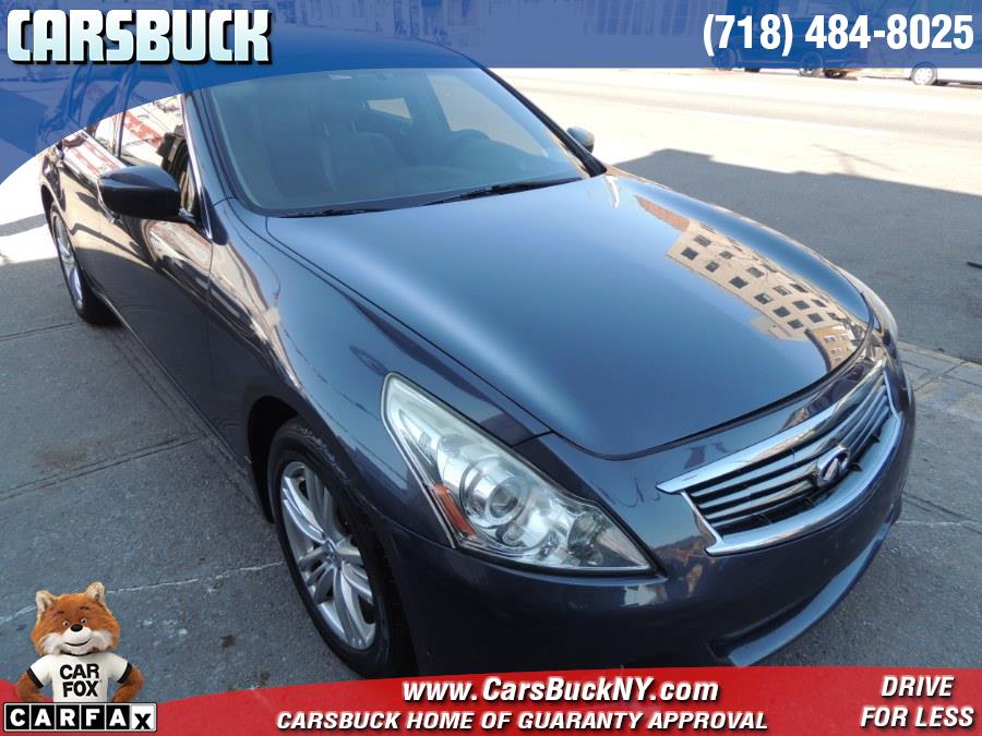 Used Infiniti G37 Sedan 4dr x AWD 2011 | Carsbuck Inc.. Brooklyn, New York
