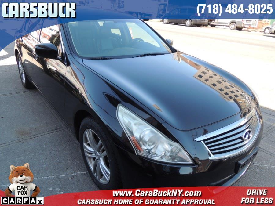 Used Infiniti G37 Sedan 4dr x AWD 2012   Carsbuck Inc.. Brooklyn, New York