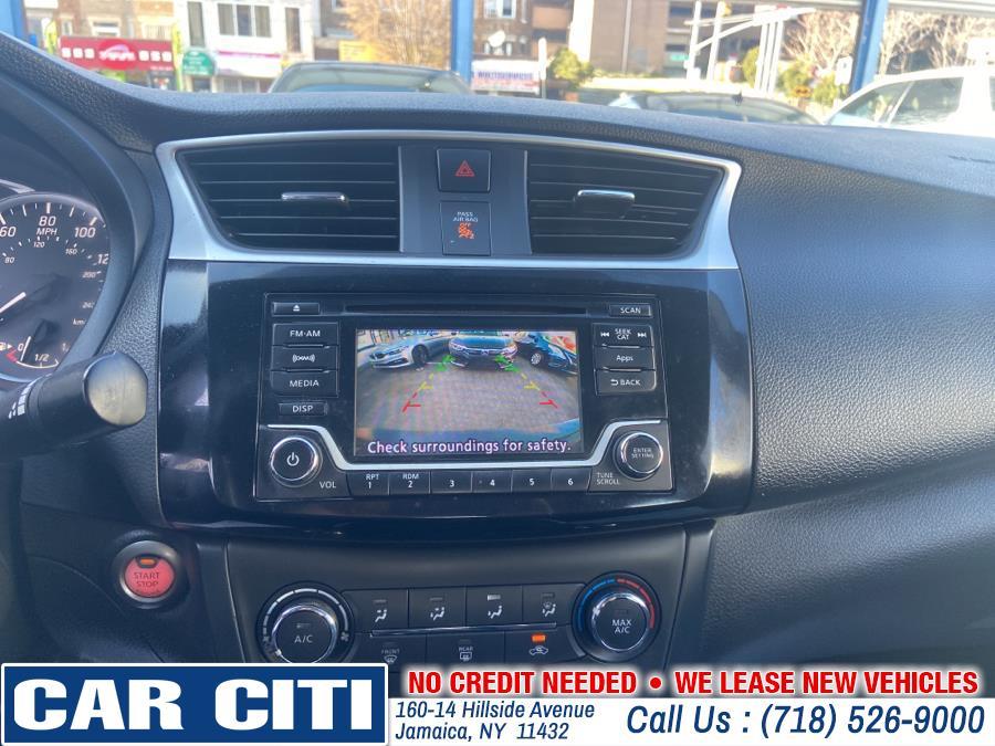 Used Nissan Sentra 4dr Sdn I4 CVT SV 2016 | Car Citi. Jamaica, New York