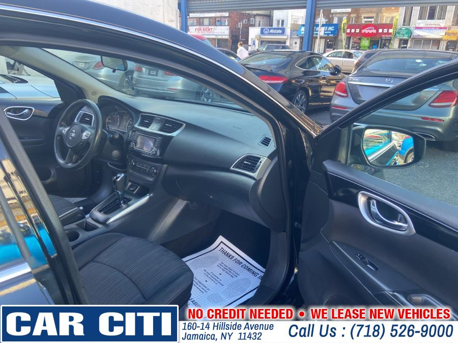 Used Nissan Sentra 4dr Sdn I4 CVT SV 2016   Car Citi. Jamaica, New York
