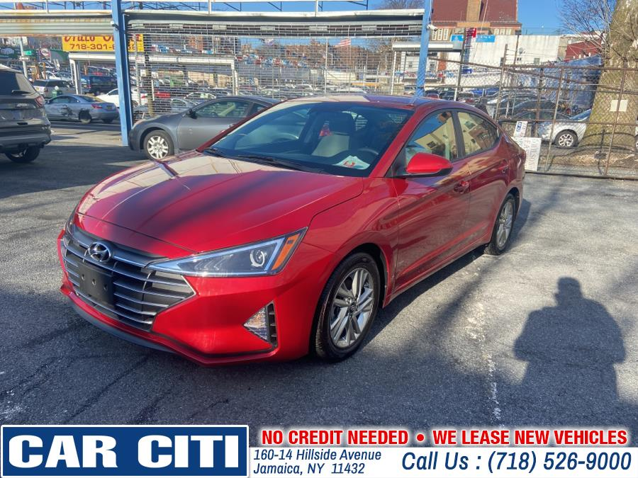 Used Hyundai Elantra SEL Auto 2019 | Car Citi. Jamaica, New York