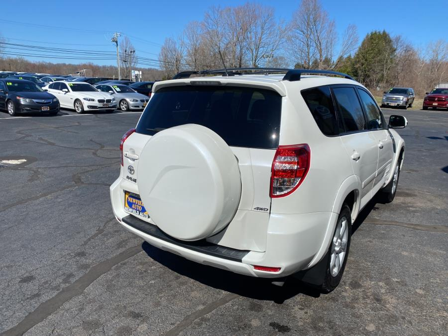 Used Toyota RAV4 4WD 4dr I4 Limited (Natl) 2012   Newfield Auto Sales. Middletown, Connecticut