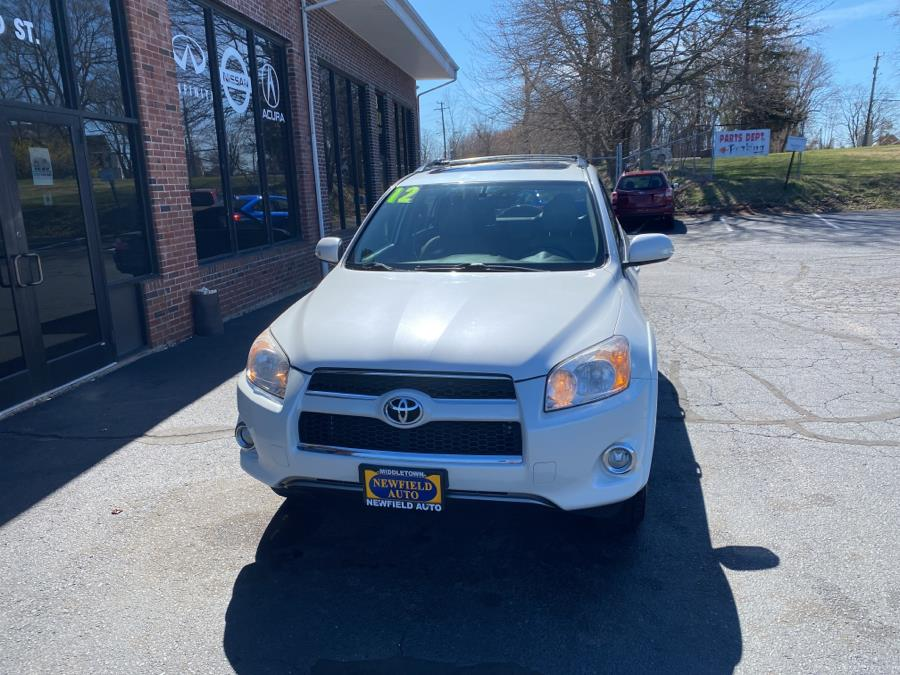 Used Toyota RAV4 4WD 4dr I4 Limited (Natl) 2012 | Newfield Auto Sales. Middletown, Connecticut