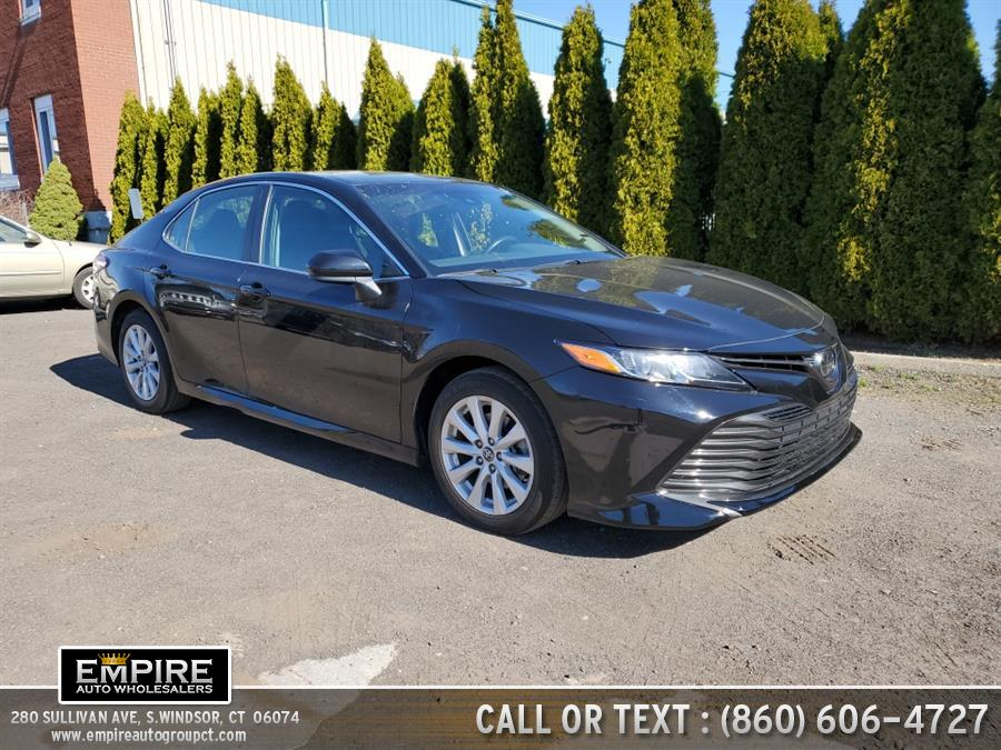 Used Toyota Camry Le 2018   Empire Auto Wholesalers. S.Windsor, Connecticut