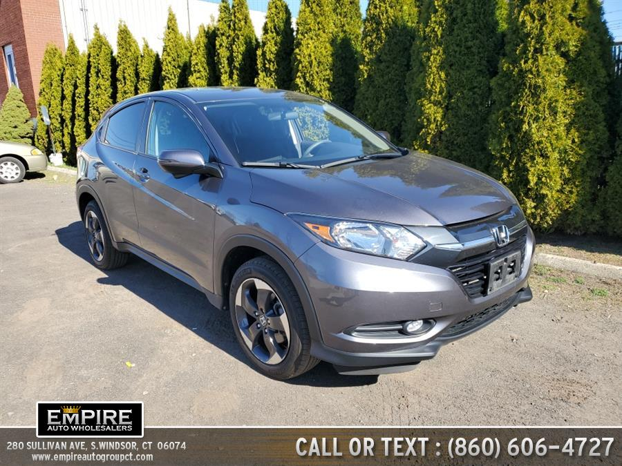 Used 2018 Honda HR-V in S.Windsor, Connecticut | Empire Auto Wholesalers. S.Windsor, Connecticut
