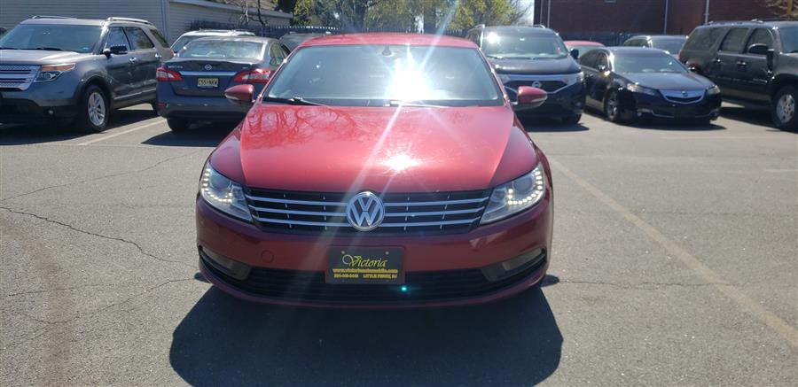Used Volkswagen CC 4dr Sdn DSG Sport w/LEDs PZEV 2013 | Victoria Preowned Autos Inc. Little Ferry, New Jersey