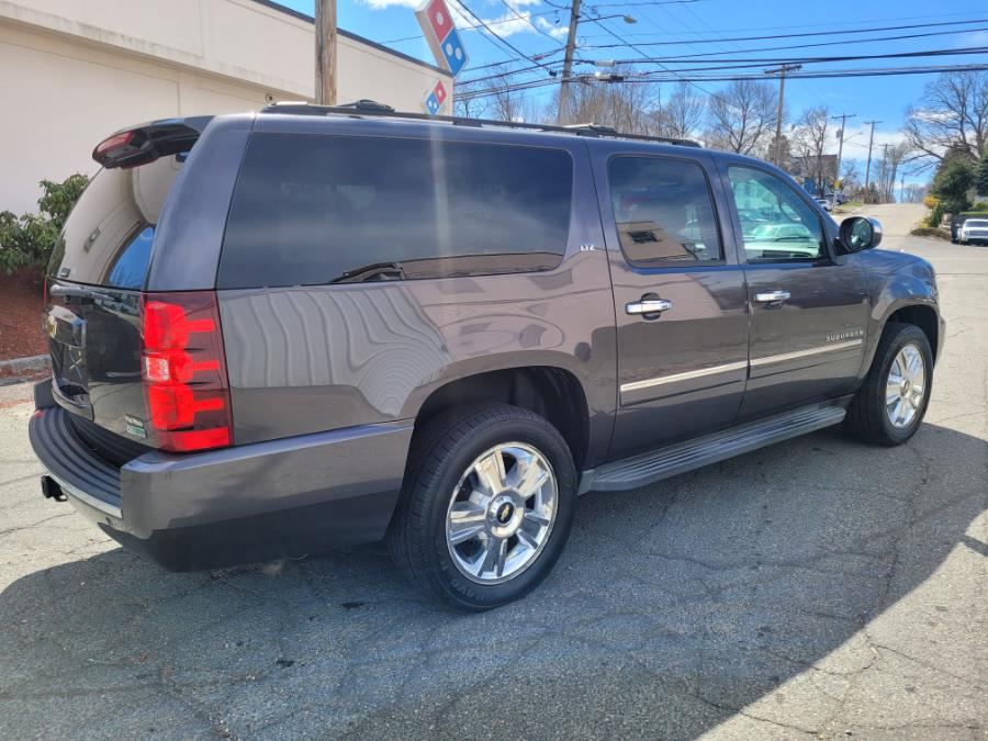 Used Chevrolet Suburban 4WD 4dr 1500 LTZ 2010 | Capital Lease and Finance. Brockton, Massachusetts