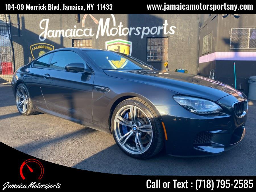 Used 2013 BMW M6 in Jamaica, New York | Jamaica Motor Sports . Jamaica, New York