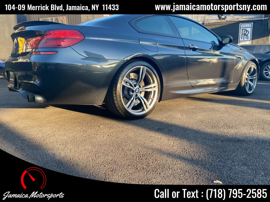 Used BMW M6 2dr Cpe 2013 | Jamaica Motor Sports . Jamaica, New York