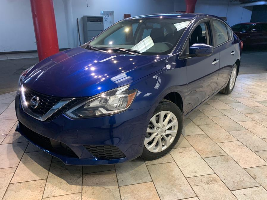 Used Nissan Sentra S CVT 2019 | European Auto Expo. Lodi, New Jersey