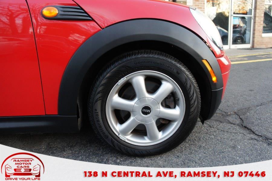 Used MINI Cooper Hardtop 2dr Cpe 2009 | Ramsey Motor Cars Inc. Ramsey, New Jersey